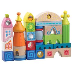Haba - Wooden Blocks Sevilla by Haba, cool