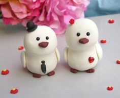 cute pinguin cakes Cute Cake Ideas