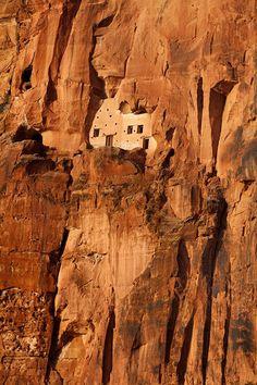Rock church of Abba Yohani - Tigray, Ethiopia, 2012