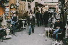 Fez Maroko - zwiedzanie z przewodnikiem Street View