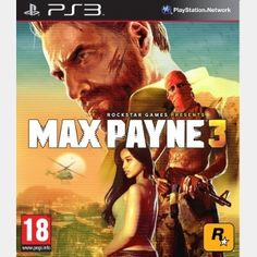 #MaxPayne3 With Cemetery Multiplayer Map #PS3Games #OnlineVideoGamesUAE #Dubai Gamez.ae