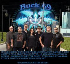 BUCK69 - Dead End Road - Blues Rock Video