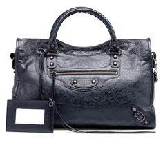 Balenciaga  http://www.pretty-random-things.com/2012/03/my-bag-lust-list-for-springsummer-2012.html