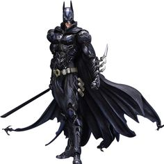 Variant Play Art: The Dark Knight Rises Batman Blue