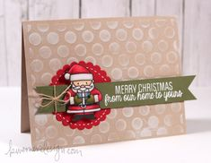 Holiday Card Series 2013 – Day 1 (and a giveaway!)
