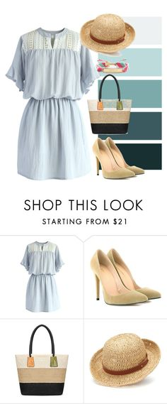 """""""dress"""" by masayuki4499 ❤ liked on Polyvore featuring Chicwish, Chaps and Kate Spade"""