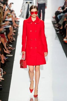 Michael Kors Spring 2013 Ready-to-Wear Runway - Michael Kors Ready-to-Wear Collection - ELLE
