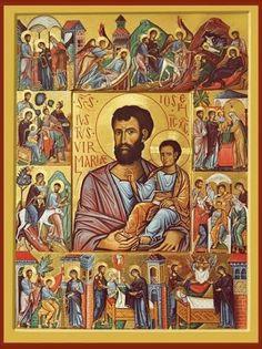 Ide a São José: Devoção dos Sete Domingos consagrados a honrar as ...