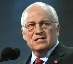 Cheney, Face Of Insanity...