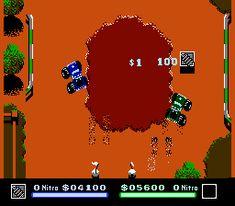 Bigfoot - Nintendo NES