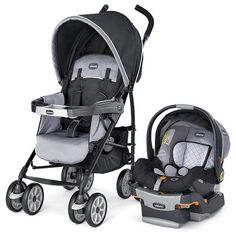 Chicco Neuvo Travel System Stroller - Techna