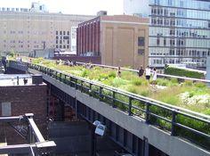 O projeto High Line foi concluído em Nova Iorque | FREDDY DE FREITAS