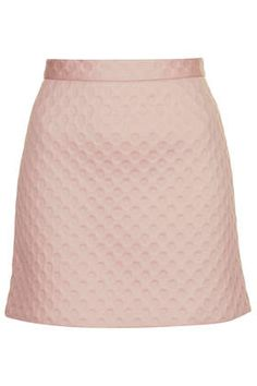 Spotty Foam Texture A-line Skirt #adorkable