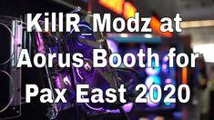 KillR_Modz at Pax East 2020