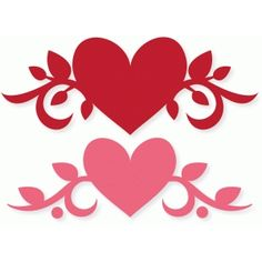 Welcome to the Silhouette Design Store, your source for craft machine cut files, fonts, SVGs, and other digital content for use with the Silhouette CAMEO® and other electronic cutting machines. Silhouette Clip Art, Silhouette Portrait, Silhouette Cameo Projects, Silhouette Design, Love Valentines, Valentine Crafts, Stencils, Heart Stencil, Flourish
