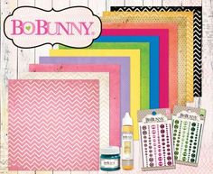 Win a 1000$ prize package including this bundle of love from BoBunny visit our blog to enter to win www.canadianscrapbooker.ca/jackie #BoBunny #ATasteofCHA #canadianscrapbookermagazine #giveaways #contest