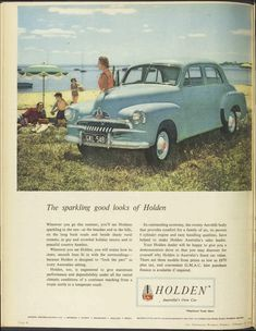 Issue: 15 Feb 1956 - The Australian Women's Wee. Holden Australia, Christchurch New Zealand, My Memory, Childhood Memories, History, Reading, Wwii, Beach, Advertising