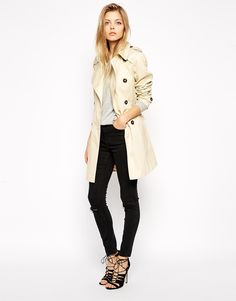 Image 4 - ASOS - Trench classique