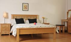 Buy Milano Oak Bed - Single High Foot End online by Fortune Woods from CFS UK at unbeatable price. Oak Bedroom, Bedroom Furniture, Lounge Suites, Dining Table Chairs, Dining Room, Sofa, Couch, Large Furniture, Solid Oak