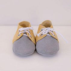 Super soft and durable leather soled shoes in sizes Available in a range of colours. Grey Leather, Leather And Lace, Moccasins, Baby Shoes, Lace Up, Clothes, Shopping, Collection, Fashion