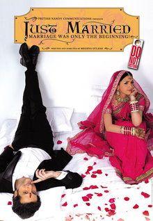 Just Married ~ 2007 Hindi Film ~ Esha Deol & Fardeen Khan