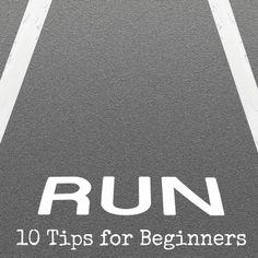 Running: Tips for beginners www.theactivemum.com #running #fitness