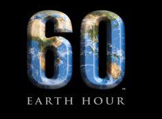 Este sábado 23 de marzo de 2013, apaga la luz durante la Hora del Planeta Tierra.