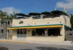 Had breakfast here everyday while in Key West.