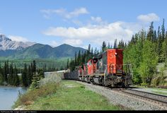 RailPictures.Net Photo: CN 5325 Canadian National Railway EMD SD40-2W at Brule, Alberta, Canada by Tim Stevens