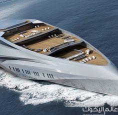 229m valkyrie trimaran project sponsor @palmerjohnsonyachts concept @chulhun_design #yacht #megayacht #luxury #yachting #yachtlife…