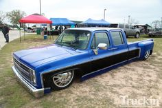 J Berry's Dually 2012 LST
