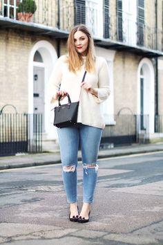 Wearing White In Winter