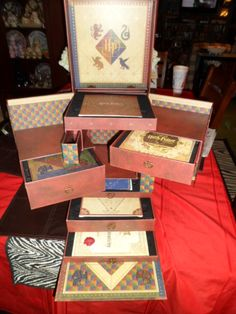 Harry Potter Collectors Boxed set.