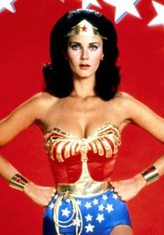 Wonder Woman/ Diana Prince - I sooo wanted to be Wonder Woman when I was a little kid.  Got to love super heros for all those super hero reasons......