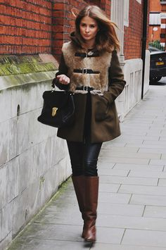 Made In Chelsea´s Millie.  http://www.mirror.co.uk/news/uk-news/watch-the-footage-of-gunman-barrister-mark-249393