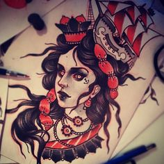 Electric Tattoos | Vitaly Morozov    Check out electrictattoos' new...