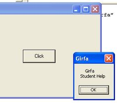 Girfa : Student Help: How to Print New Line in VB 6.0 Message Box