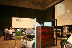 FTZ Akademiet var atter stærkt repræsenteret ved FTZ Fagmessen 2014.  Billedet er taget af Mads Grotenberg   Mekonomen Autoteknik - ES Motor   www.es-motor.dk
