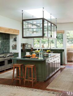 Celebrity Kitchen Decor - Nate Berkus, Ellen DeGeneres, Neil Patrick Harris, and More Photos | Architectural Digest