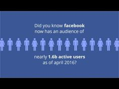 Facebook Infographic - Animated Template - YouTube
