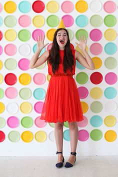 DIY Photo Booth Backdrops: The Ultimate List DIY Photo Booth Backdrops: The Ultimate List Colourful paper plate photo backdrop Diy Photo Booth Backdrop, Diy Wedding Backdrop, Backdrop Ideas, Photo Backdrops, Paper Backdrop, Booth Ideas, Diy Birthday Backdrop, Photo Booth Background, Video Backdrops