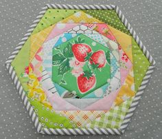 s.o.t.a.k handmade: paper piecing