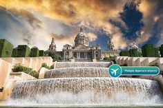 2 or 3nt 4* Barcelona Beach Break & Flights deal in Holidays Enjoy a two or three-night Barcelona break.  Stay at the 4* Hotel Front Maritim in a twin or double en-suite room.  Includes return flights from Stansted, Luton, Gatwick, Southend, Manchester, Liverpool, Bristol and Birmingham.  Indulge in the sights, sounds, smells and tastes of one of Europe's cultural capitals.  Valid for travel...