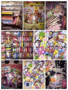 Spring Time! Super Large Kawaii Lot! 120LgMemo/20MiniMemo/200-300StickerFlakesWithExtras!!DecoTapes-OUTOFSTOCK