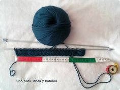 Con hilos, lanas y botones: DIY jersey con capucha para bebé paso a paso (patrón gratis) Baby Kimono, Baby Vest, Knitted Bags, Baby Knitting Patterns, Projects To Try, Crochet Hats, Crafty, Margarita, Coats With Hoods