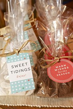 Treat Packaging Ideas by Smells Like Home, via Flickr