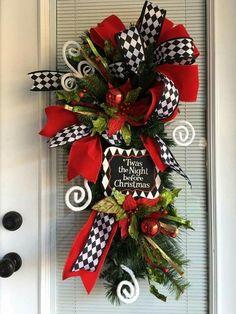 500 Christmas Swag Ideas Christmas Swags Christmas Wreaths Christmas