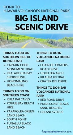 best things to do in Hawaii. kona to hawaii volcanoes national park. Outdoor beach travel tips. beautiful places for world bucket list, wanderlust inspiration, tropical islands. Hawaii Honeymoon, Hawaii Vacation, Hawaii Travel, Beach Travel, Vacation Ideas, Hawaii Wedding, Usa Travel, Vacation Outfits, Vacation Travel