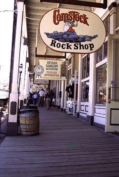 ButtonShop.ca - Rock Shop in Virginia City