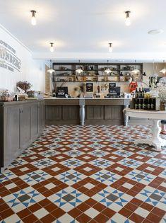 Winckelmans Fliesen winckelmans checkerboard tile balcony checkerboard pattern 4